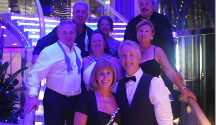 Ballroom Basics Cruise 2014