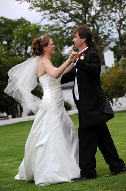 Damien & Verena Wedding Dance Lessons