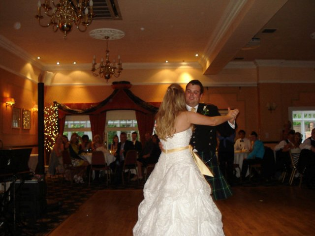Kristina Hansen Wedding Dance Lessons