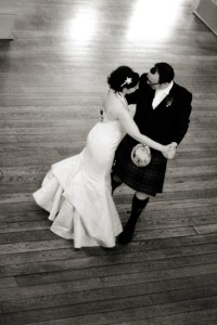 Susan and Paul Bonnar Wedding Dance Lessons