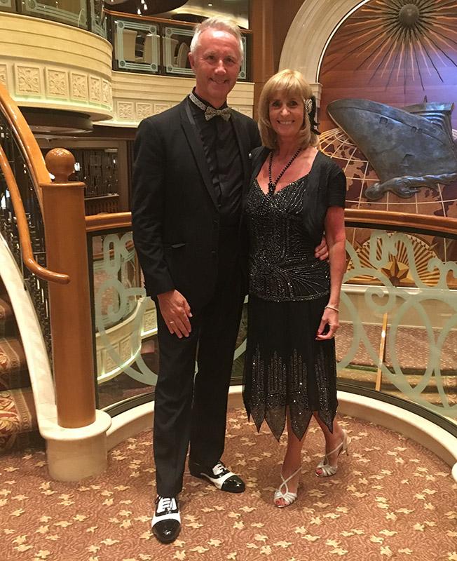 Stewart & Jane Ballroom Basics