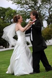 Damien & Verena Wedding