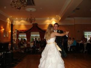Kristina Hansen Wedding