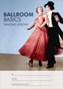 Ballroom Basics Gift Voucher
